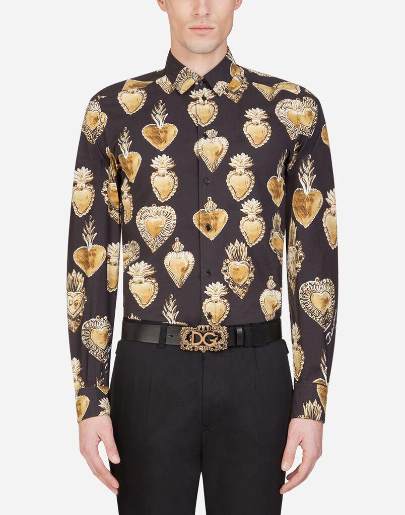 af2026dfc Chemises Homme | Dolce&Gabbana