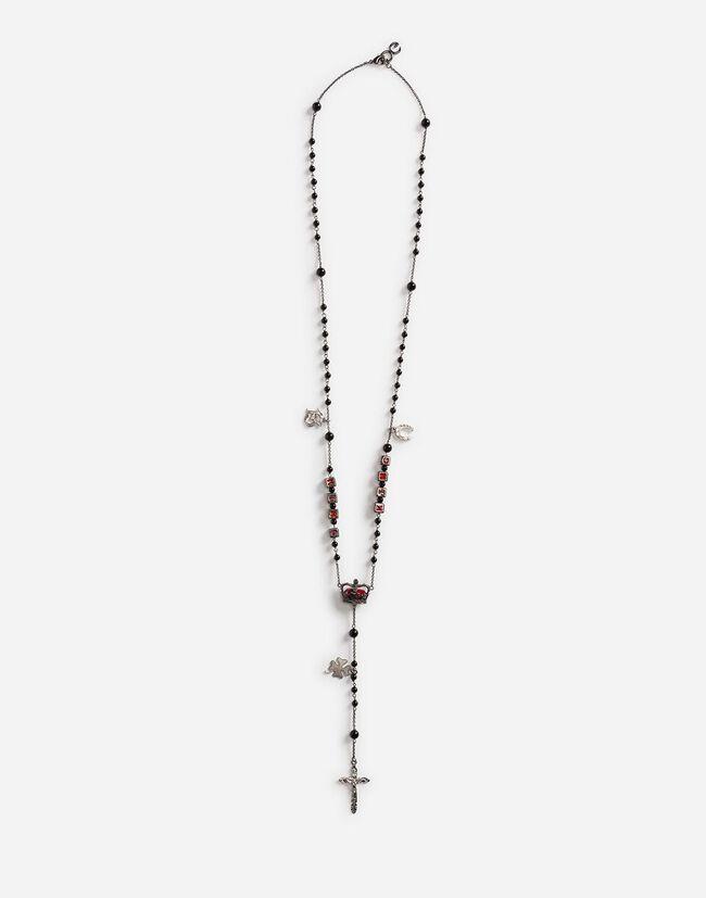 320340f3e2 Joyería y Bisutería para Hombre | Dolce&Gabbana - COLLAR ROSARIO