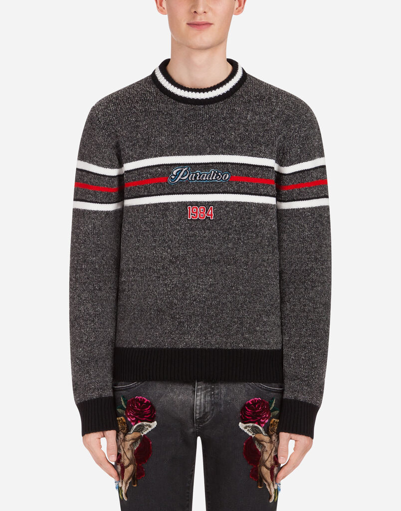 Sweaters and Cardigans for Men | Dolce&Gabbana