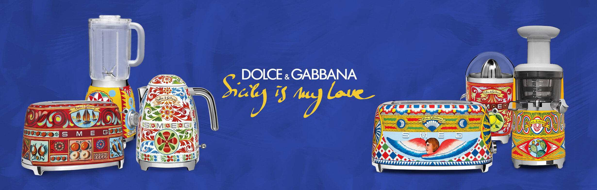 Dolce Gabbana for Smeg affab2269f8