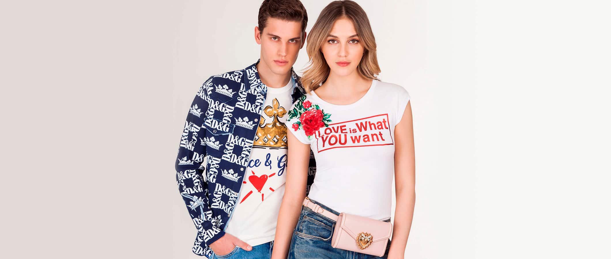 Dolce Gabbana Online Store  Abbigliamento Uomo e Donna c998af698fe